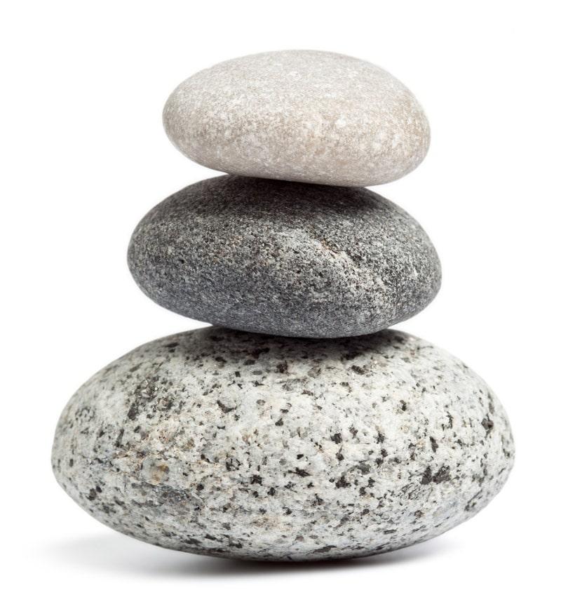 Zen-sten-balance