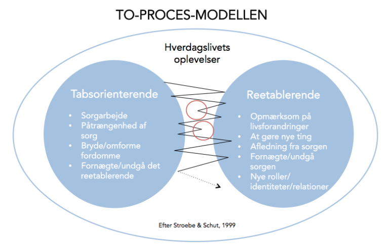 to-spors-modellen